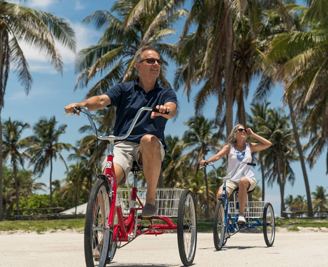 Marco Island and Naples Bicycle Rentals