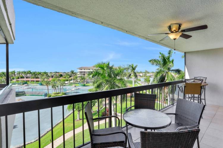 View South Seas East C-503 Vacation Rental Marco Island FL