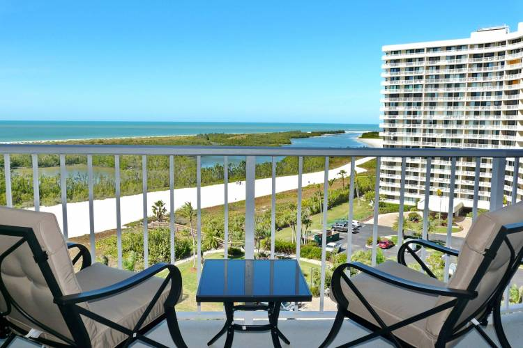 View South Seas Tower 2-1001 Vacation Rental Marco Island FL